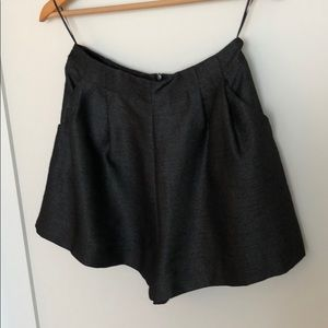 Finders high waisted shorts